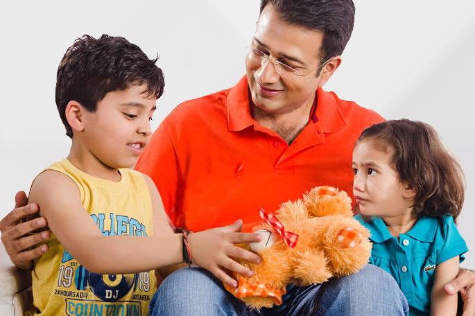 Filing as a single parent
